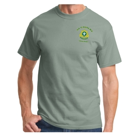Essential T-Shirt with 2d Cavalry Unit Crest